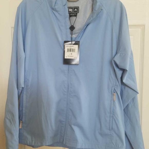 586d41b35a22 Adidas Wind Proof jacket Golf